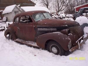 Ilustračný obrázok: Pokazené auto
