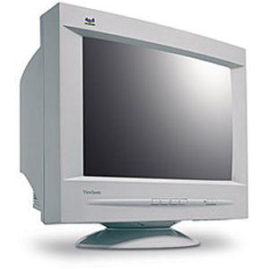 Starý CRT monitor je možné vyladiť kalibráciou k sviežosti zobrazenia.