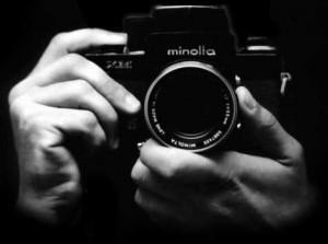 Ilustračný obrázok: Fotografujúci fotograf :)